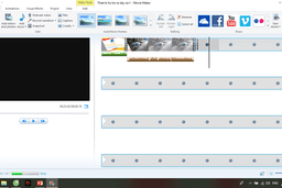 Phần mềm làm Video: Windows Movie Maker